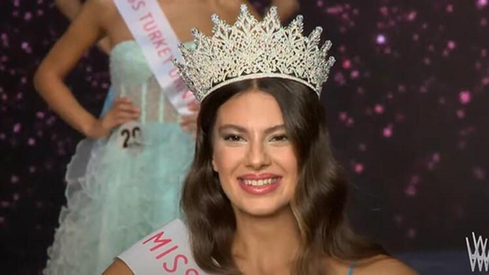 Miss Turkey 2021 birincisi belli oldu (Türkiye güzeli Dilara Korkmaz kimdir) - 2
