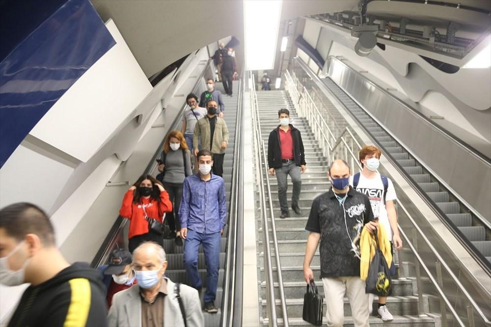 Mecidiyeköy-Mahmutbey Metrosunda seferler başladı - 3