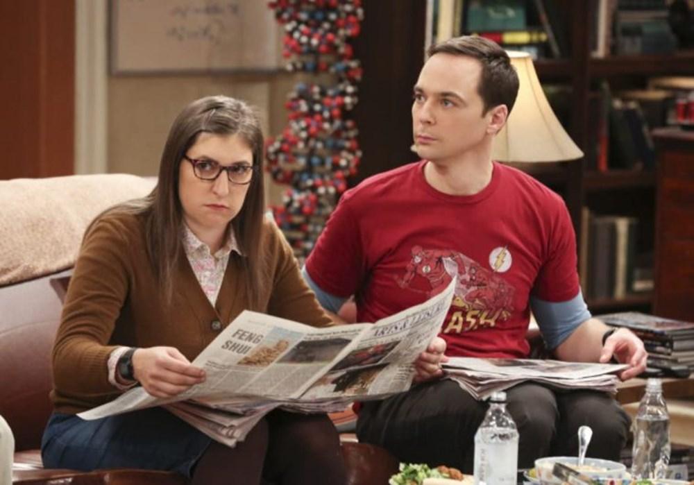 Mayim Bialik: The Big Bang Theory'e sağlık sigortası için katıldım - 4