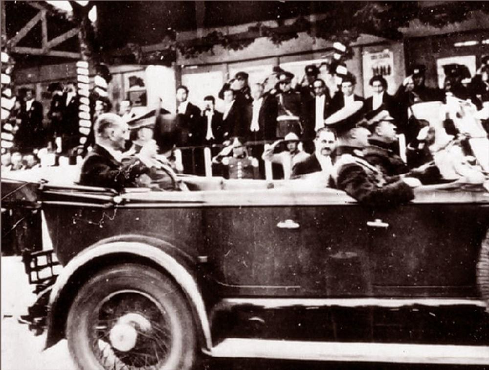 Türkiye Cumhuriyeti 97 yaşında (29 Ekim Cumhuriyet Bayramı) - 2