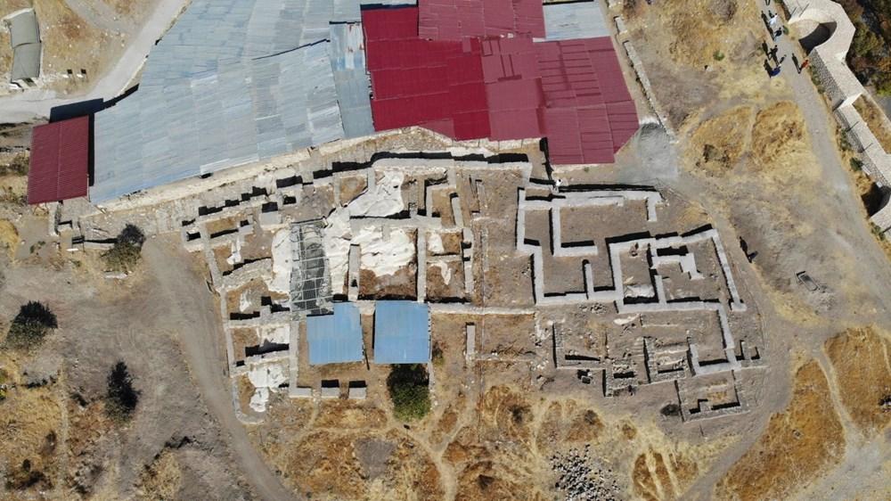 Harput Kalesi'nde 7 yılda 110 bin adet obje - 2