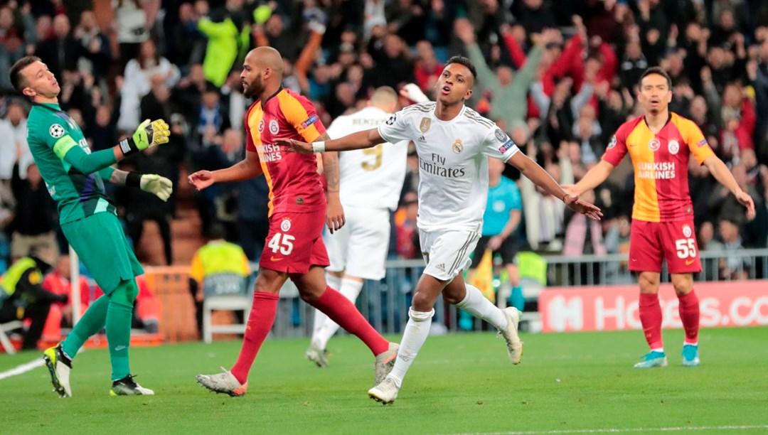Galatasaray, İspanya'da 6 Kasım'da 6 Gol Yiyerek Resmen Ezildi