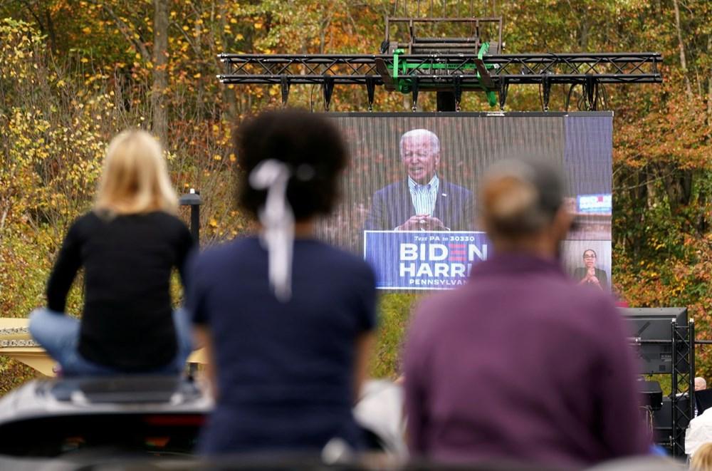 ABD'de seçime 7 gün kaldı: Anketlere göre Biden önde - 2