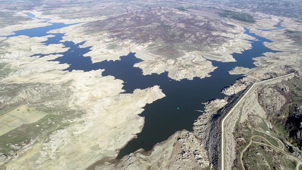 Edirne'nin içme suyunu sağlayan baraj kurudu: 36 saatlik kesinti - 14