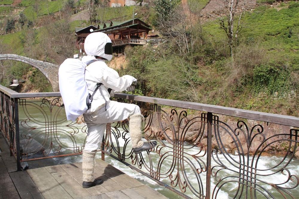 'Rizeli astronotlar'a Rusya'dan davet - 9