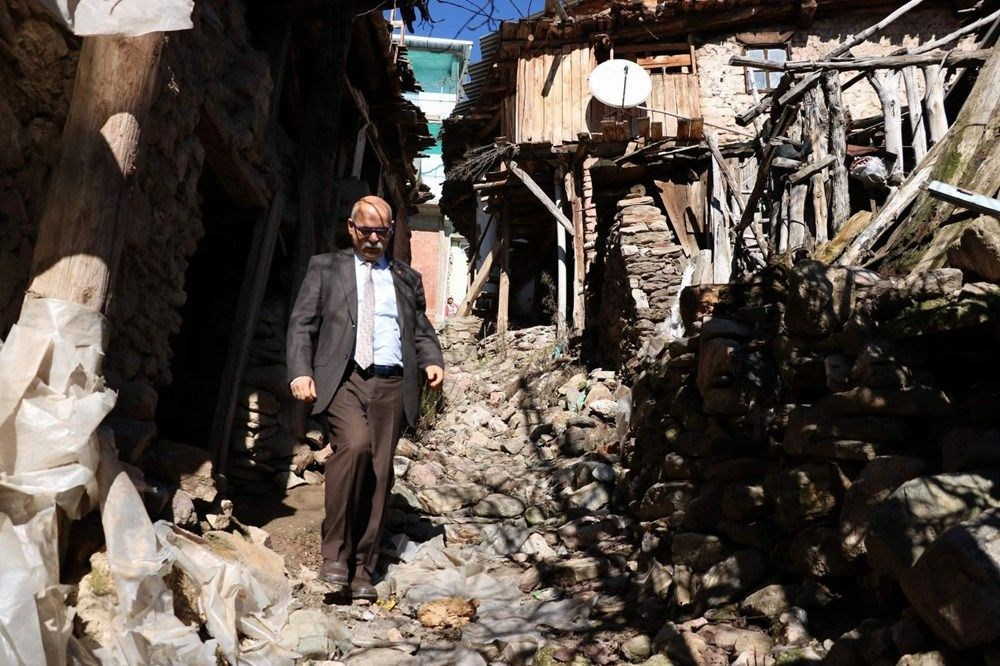 İç içe 35 ev! Burası Nepal değil Manisa - 7