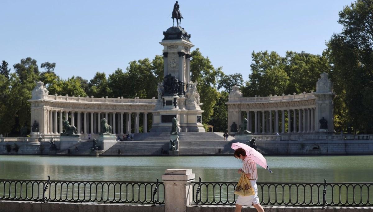 İspanya'daki Paseo del Prado ve Retiro Park UNESCO Dünya Mirası Listesi'ne alındı