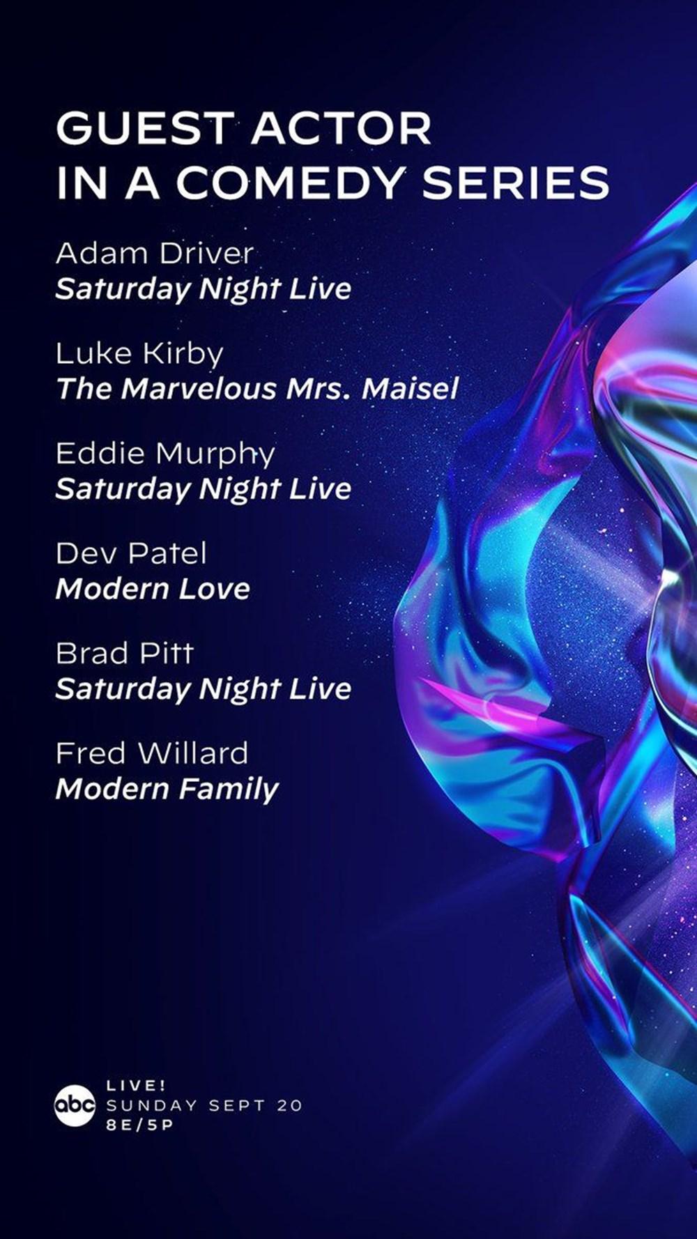 72. Emmy Ödülleri 2020 adayları belli oldu - 19