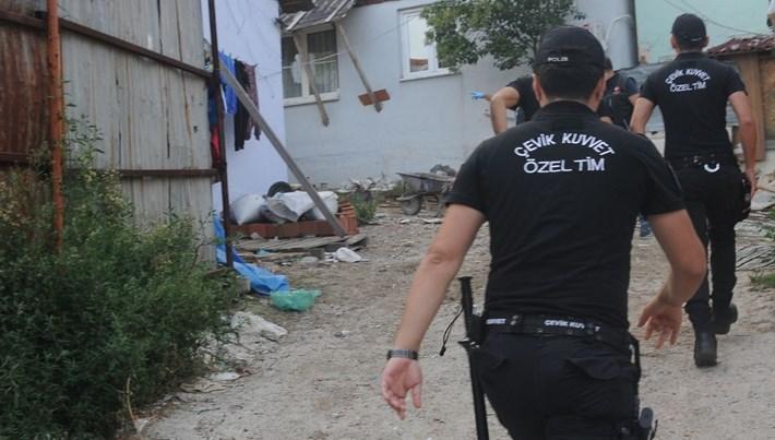 Yalova'da uyuşturucu operasyonu: 6 gözaltı