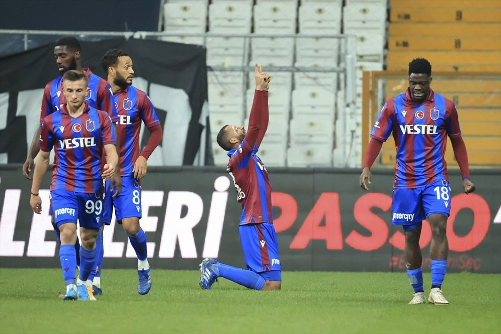 Kritik maçta kazanan Trabzonspor - 33