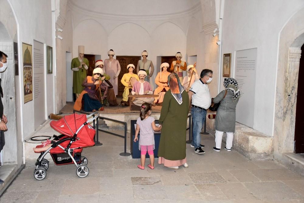 Tarihi Sağlık Müzesi'ne bayramda ziyaretçi akını - 6