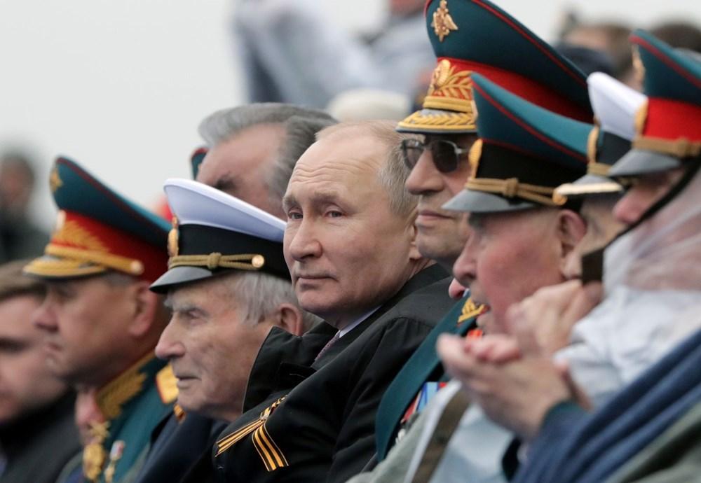 Rusya'da Zafer Günü kutlamaları: Moskova'da askeri geçit töreni - 24