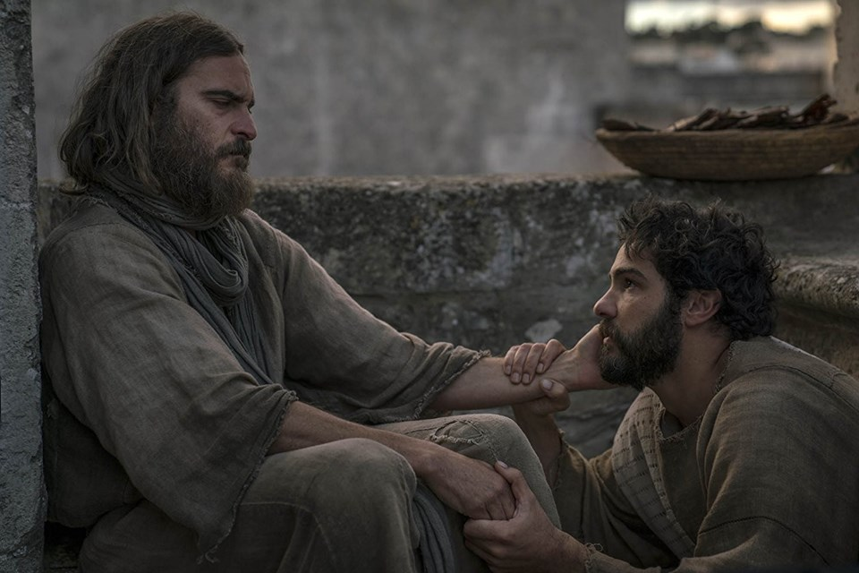 Joaquin Phoenix son olarak Mary Magdalene filminde rol alacak