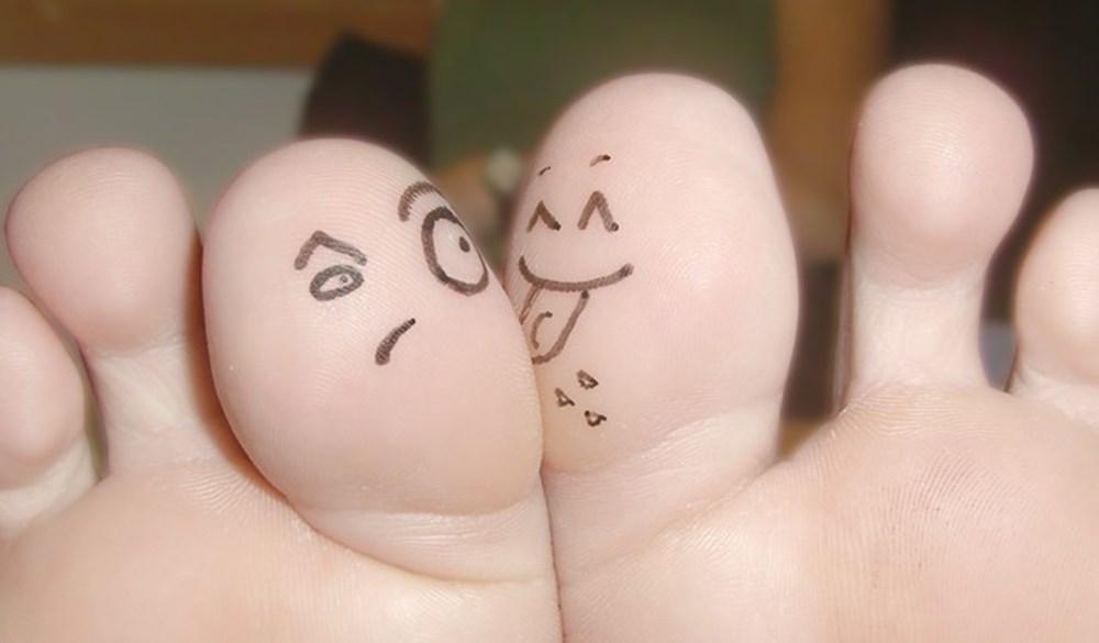 картинки человечки на пальцах рук