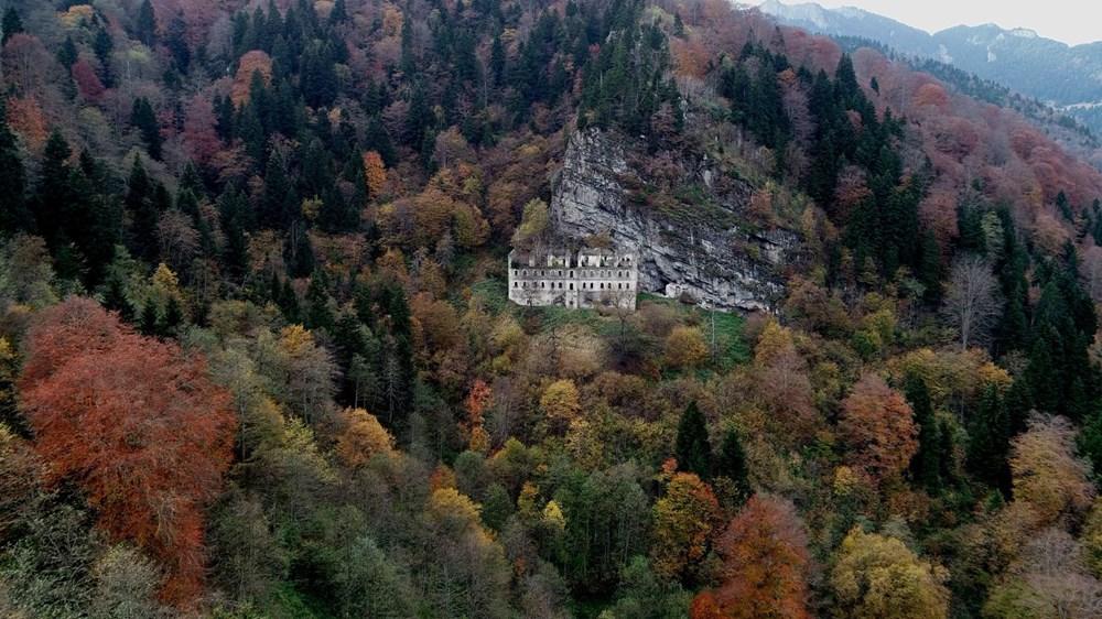 Vazelon Manastırı'nın restorasyonu başka bahara kaldı - 6