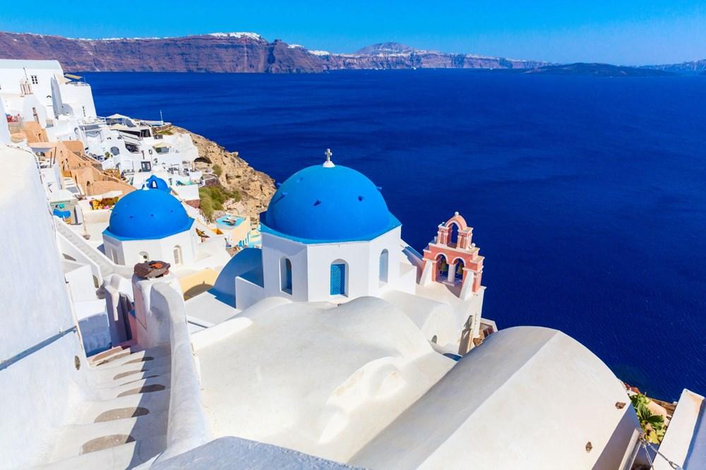 Yunanistan'da öncelik turizm: Yabancı turistleri geri getirmek amacıyla adalardaki herkes aşılanacak - 11