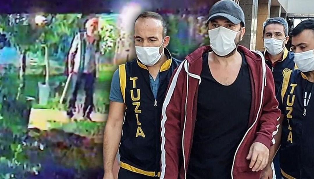 Halil Sezai'nin avukatı Hüseyin Meriç'in baltalı görüntüleriyle tahliye istedi