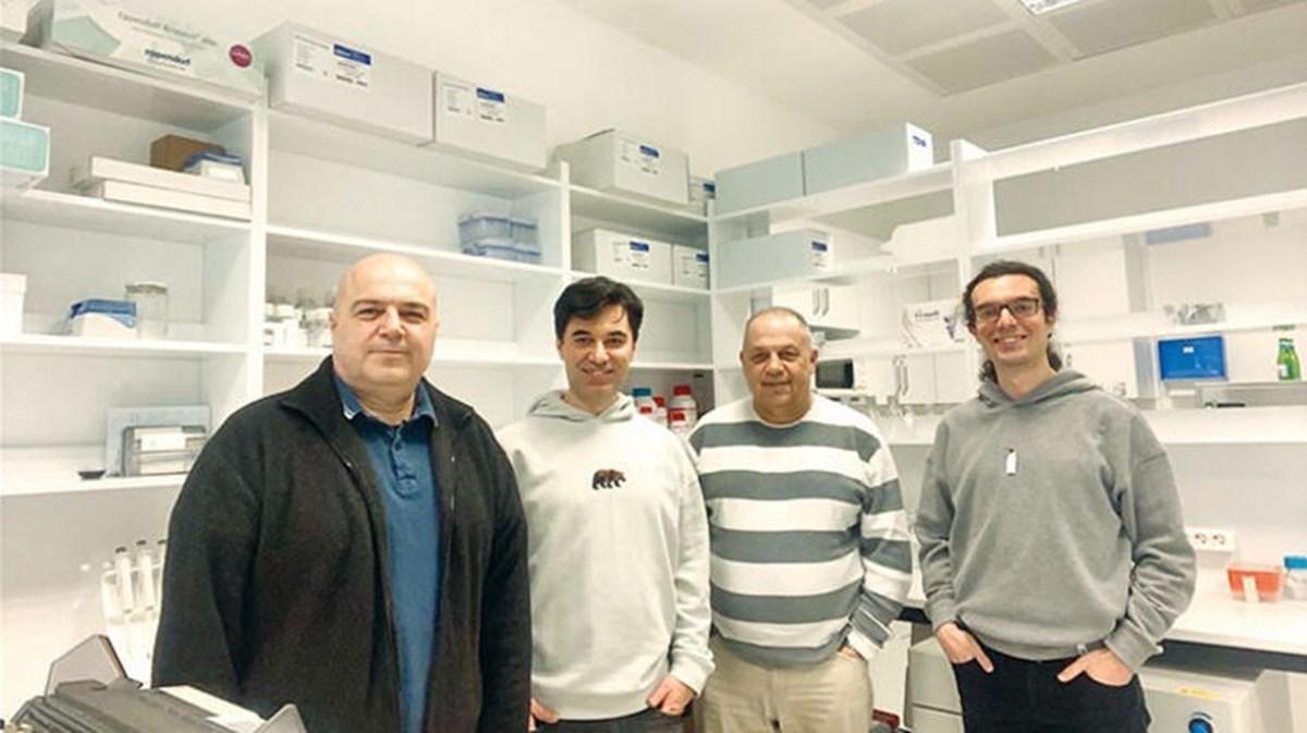 Yapay etkonusunda çalışmalar yürüten Prof. Dr.Can Akçalıve ekibi