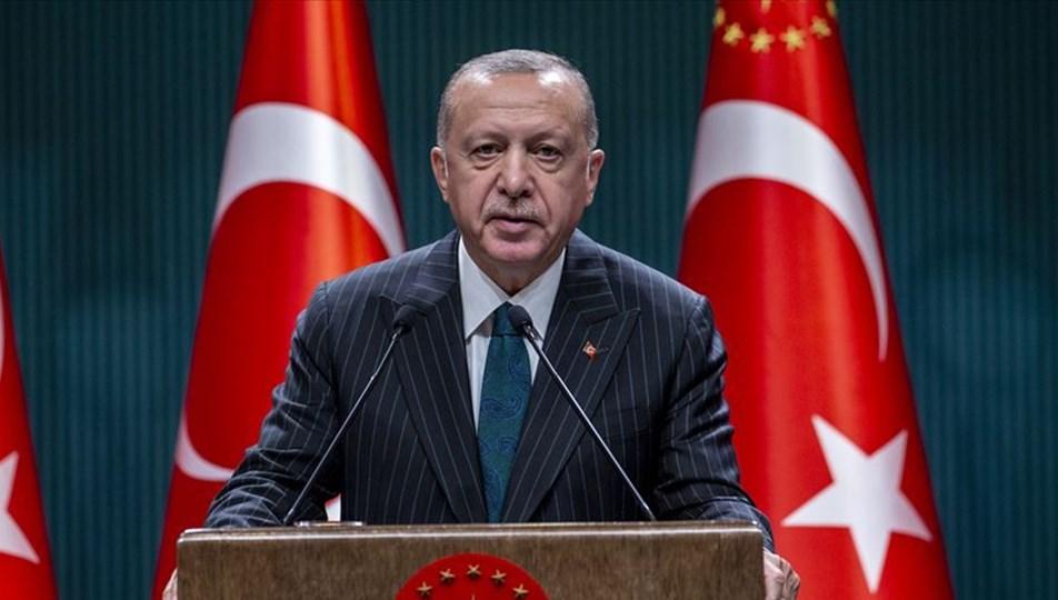Cumhurbaşkanı Erdoğan: Yunanistan'a yardıma hazırız