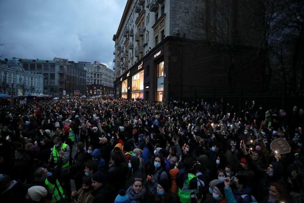 Rusya'da Navalny protestoları: Bin 700'den fazla kişi gözaltına alındı - 6