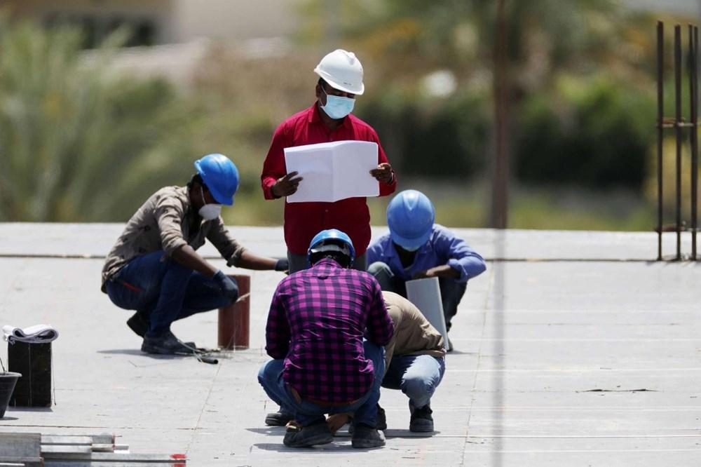 Dubai'de binlerce  işçi kaderine terk edildi: Açlıktan ölüyorum - 7