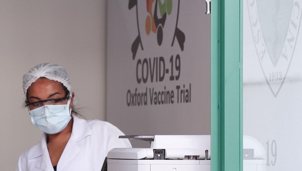 Oxford Üniversitesi'nin geliştirdiği aşı adayı Arjantin ve Meksika'da üretilecek
