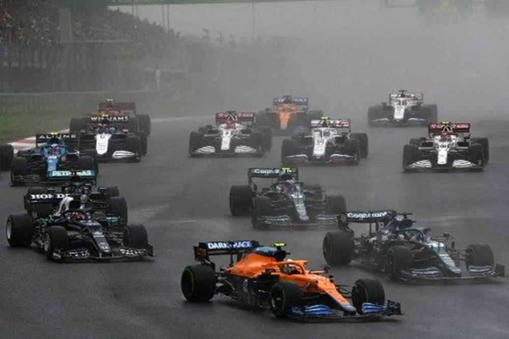 Formula 1 Türkiye Grand Prix'sinde kazanan Valtteri Bottas - 20