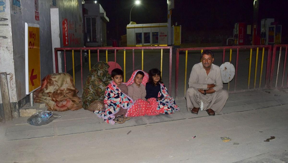 Pakistan 5,7'lik depremle sarsıldı