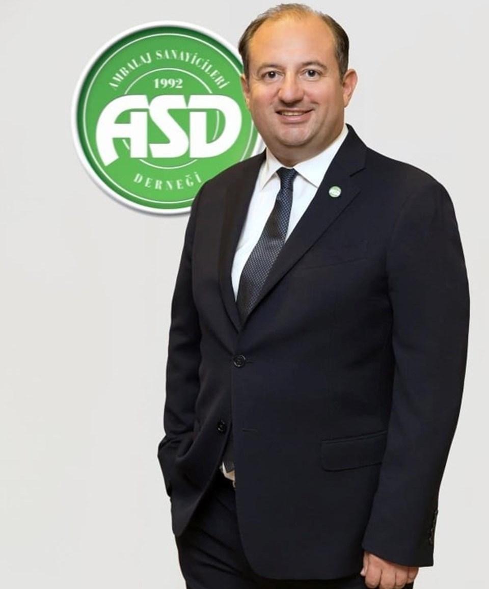 Ambalaj Sanayicileri Derneği (ASD), Yönetim Kurulu Başkanı Zeki Sarıbekir
