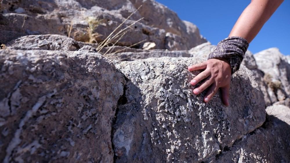 Antik Çağ'dan mermer ve traverten ocakları gün yüzüne çıkarılıyor - 6
