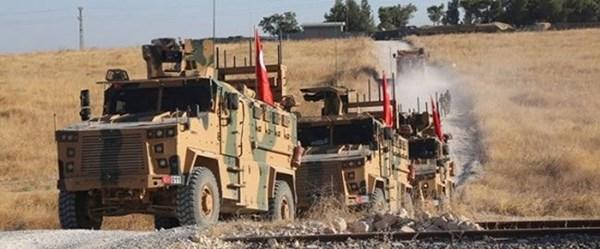 Askeri zırhlılar karanlıkta görünmez oluyor (Barış Pınarı Harekatı'nda ilk kez kullanıldı)