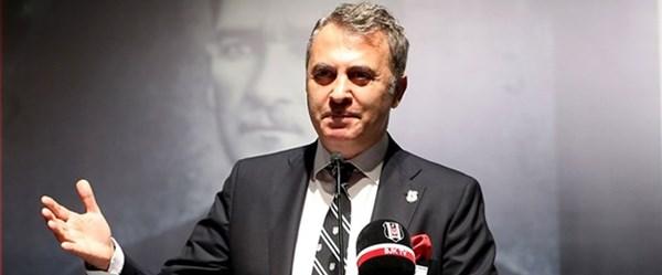 Beşiktaş Başkanı Fikret Orman'dan 115. yıl mesajı