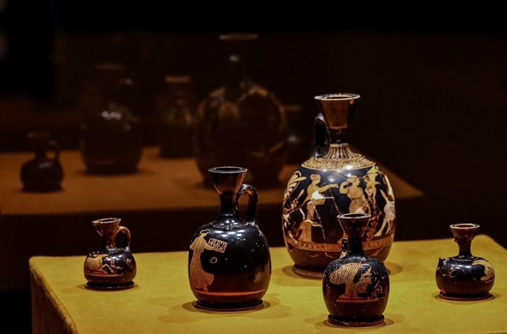 Tarihi 'parfüm şişeleri' ilk kez sergileniyor - 3