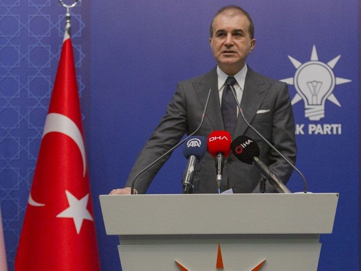 AK Parti Sözcüsü Çelik'ten Srebrenitsa mesajı