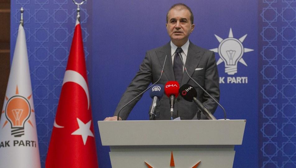 AK Parti Sözcüsü Çelik'ten İzmir açıklaması   NTV