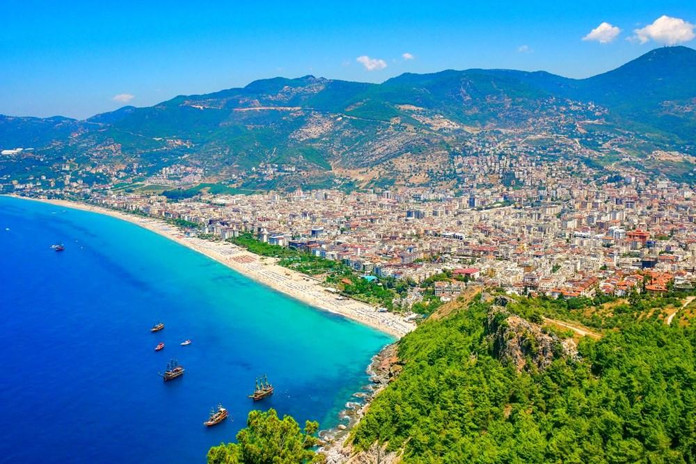 Türkiye'nin mavi bayraklı plajları güncel liste 2021 (En iyi sahiller ve plajlar) - 15