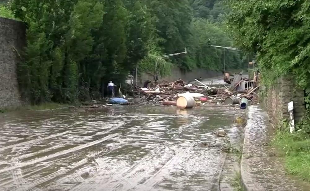 Almanya'da sel: 33 kişi hayatını kaybetti - 8