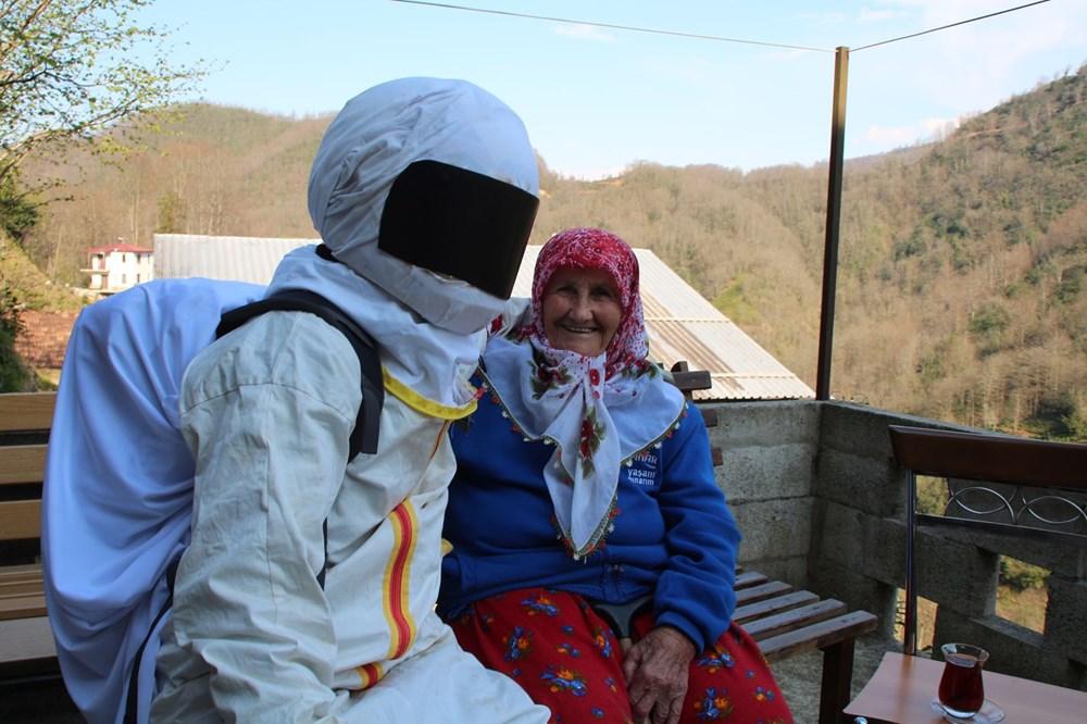 'Rizeli astronotlar'a Rusya'dan davet - 5