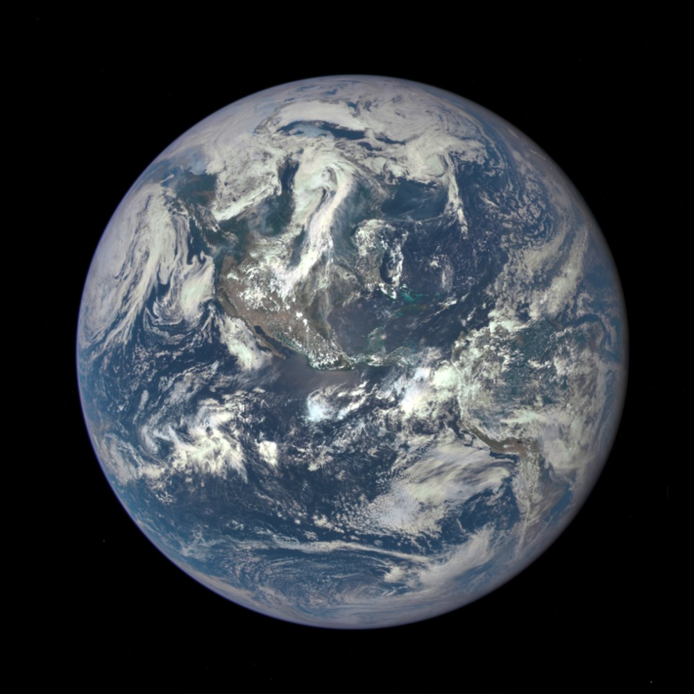 10 Earth photos taken from space - 1