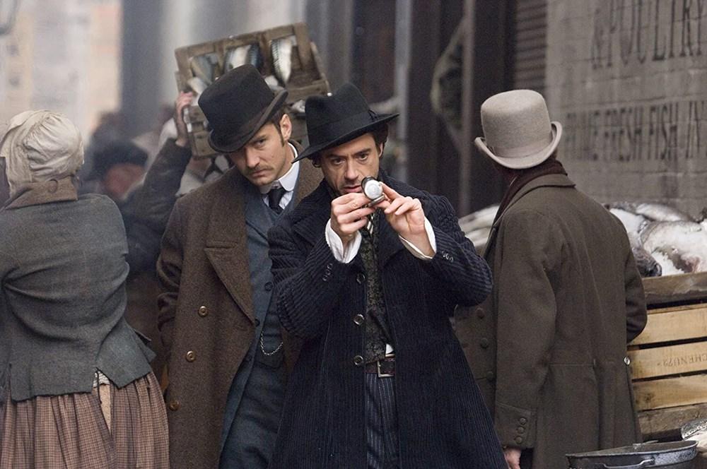 Robert Downey Jr. Sherlock Holmes evreni oluşturmak istiyor - 2