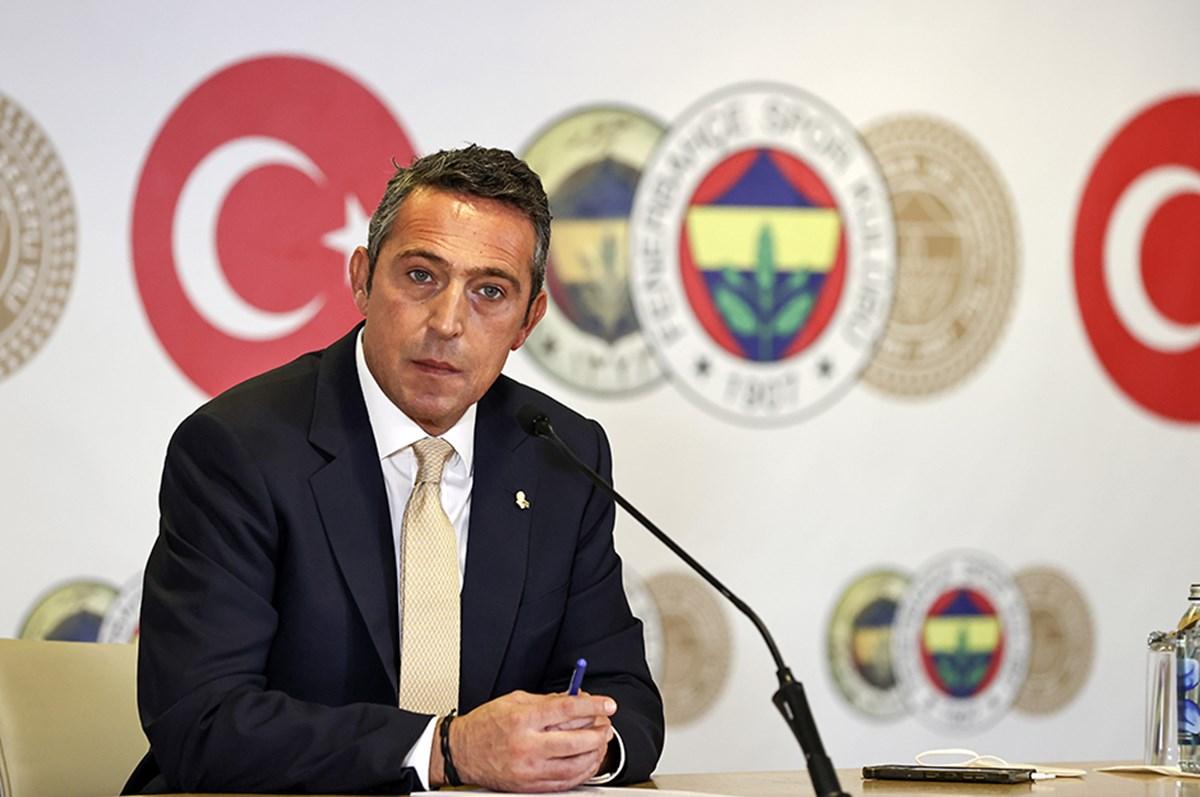 SON DAKİKA HABERİ: Ali Koç yeniden Fenerbahçe başkanlığına aday