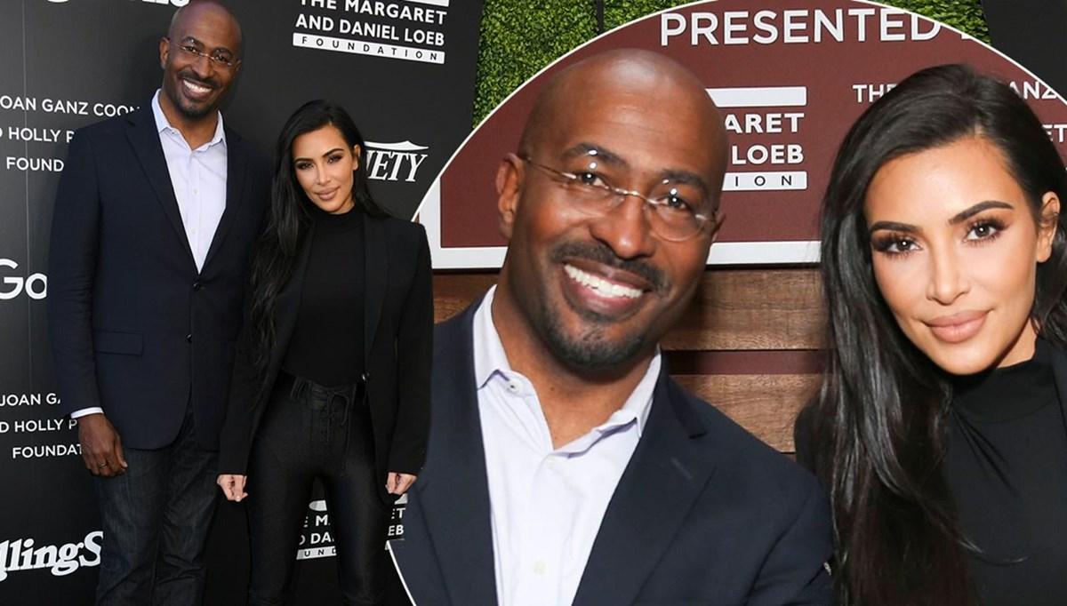 Kim Kardashian ile Van Jones arasında aşk iddiası