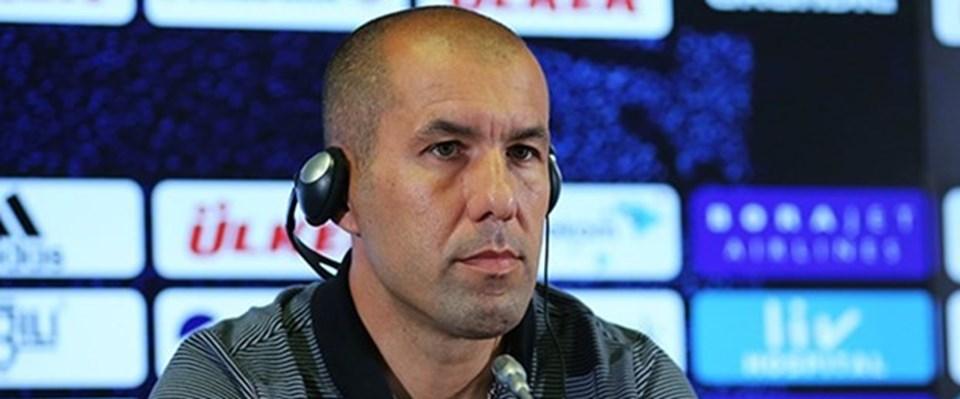 Monaco Teknik Direktörü Leonardo Jardim