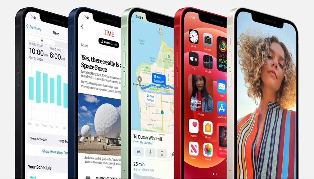 iPhone 12 tanıtıldı! İşte yeni iPhone'un özellikleri ve fiyatı - 3