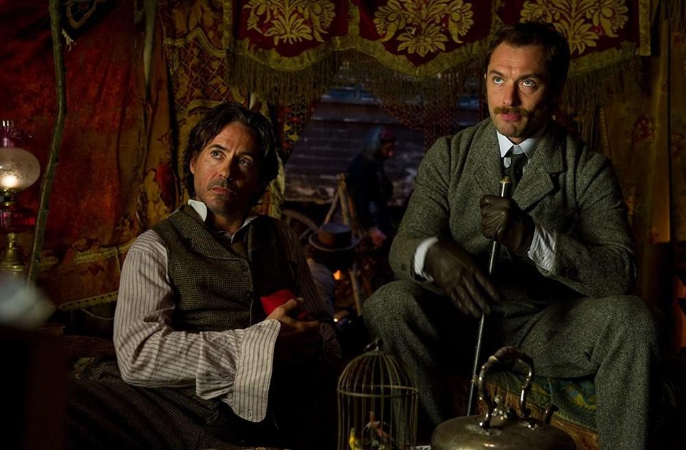 Robert Downey Jr. Sherlock Holmes evreni oluşturmak istiyor - 5