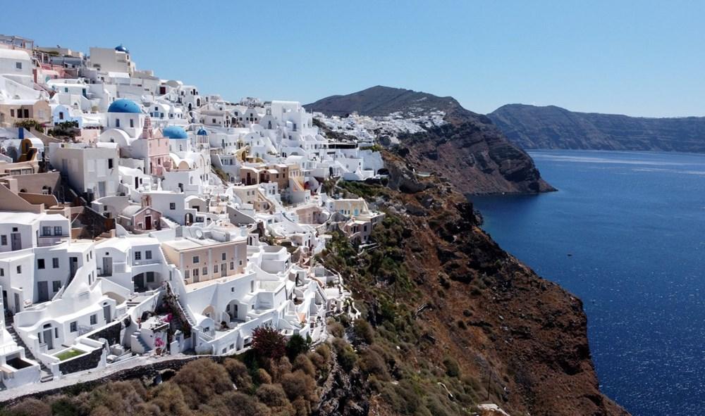 Yunanistan'da öncelik turizm: Yabancı turistleri geri getirmek amacıyla adalardaki herkes aşılanacak - 2
