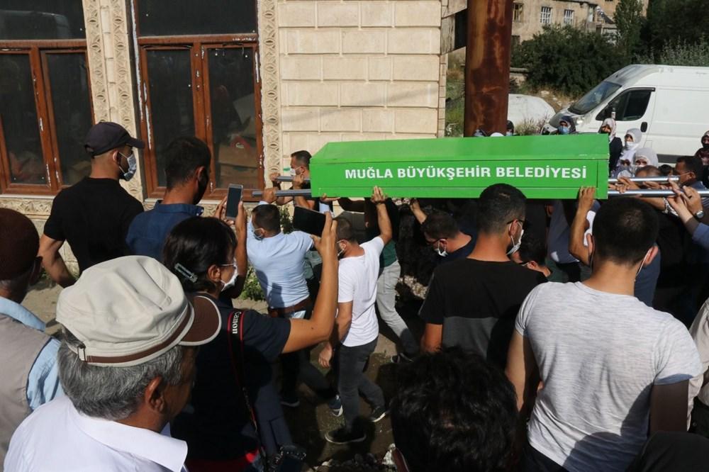 Hüzünlü veda: Pınar Gültekin son yolculuğuna uğurlandı - 15