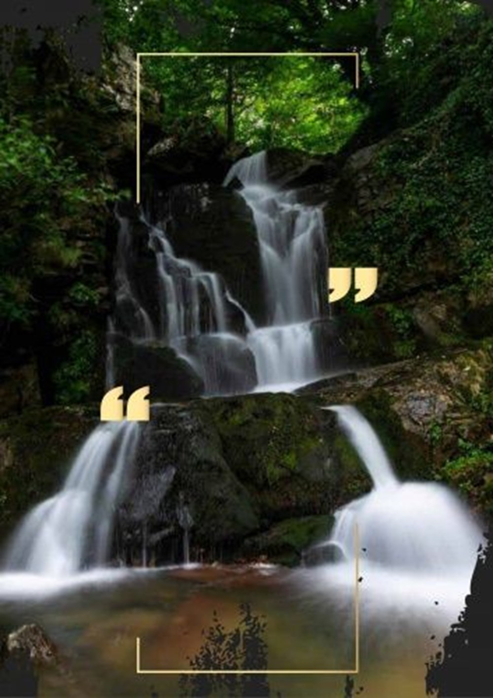 Waterfalls are being brought into tourism in Ordu - 7