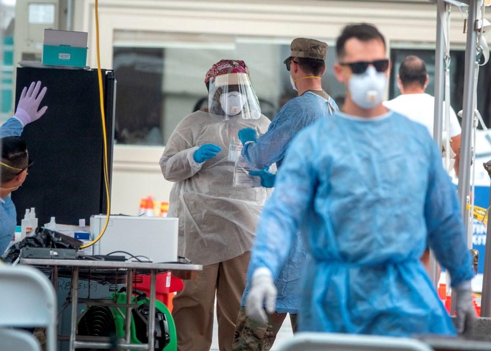ABD'de corona virüs vaka sayısı 4 milyonu aştı - 5