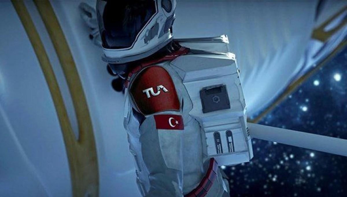 Türkiye Uzay Ajansı'nın logosu tanıtıldı! İşte logonun hikayesi